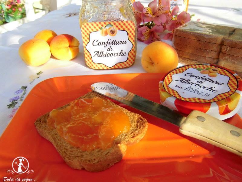 Confettura di albicocche, ricetta facile per prepararla in casa