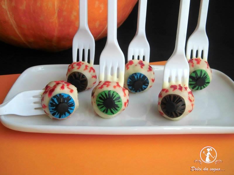 Cake pops per Halloween (occhio!)