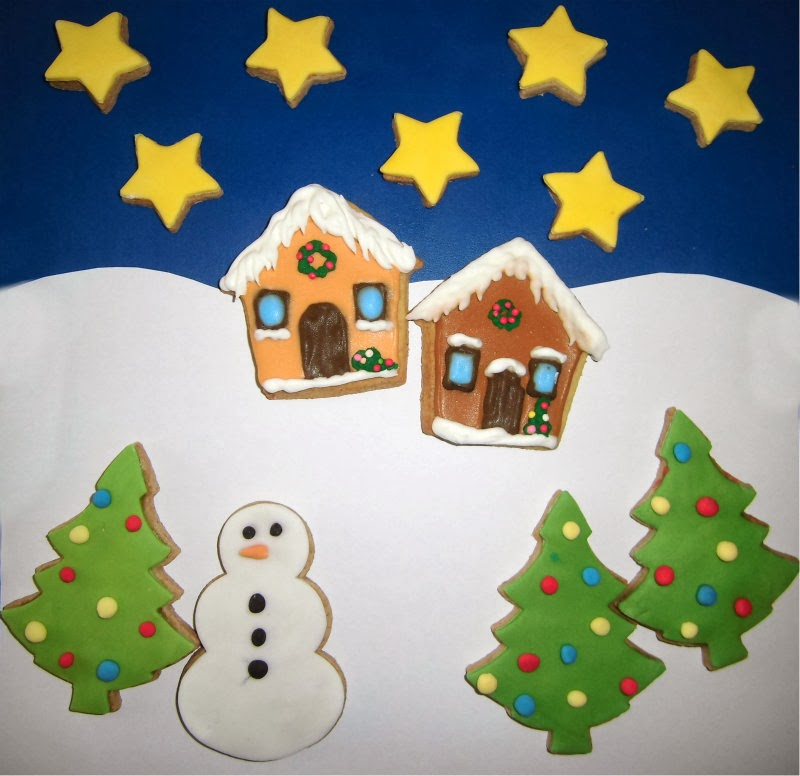 Biscottini di Natale di Erica