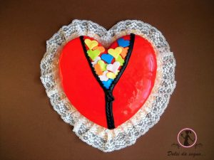 Come decorare la Red Velvet di S. Valentino