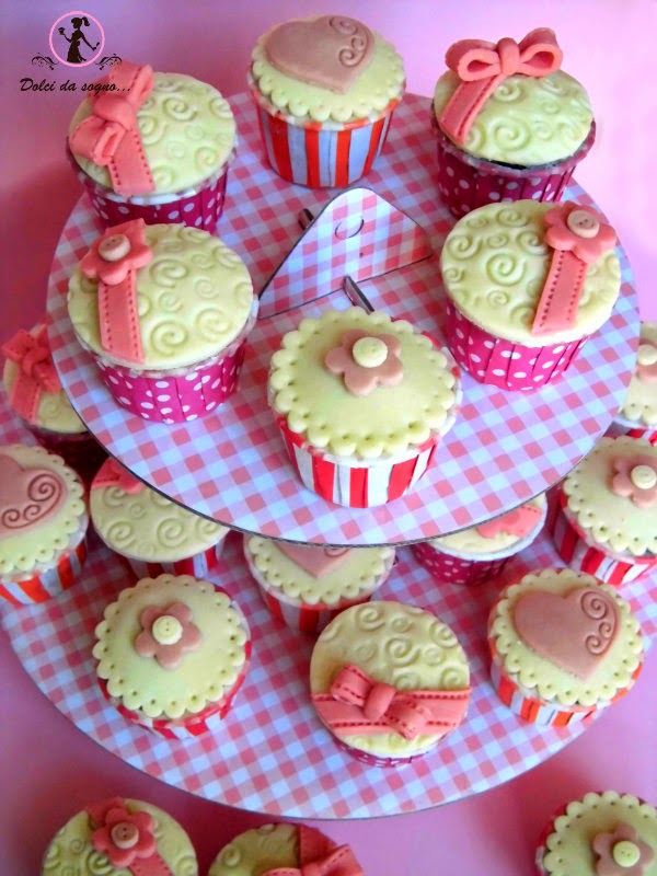 Cupcakes patchwork