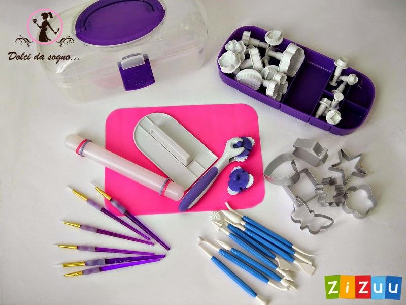 Strumenti per cake design – Tools for cake design
