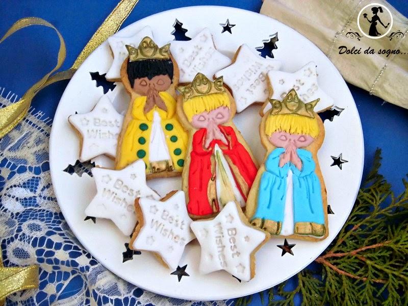 Biscotti dei Re magi