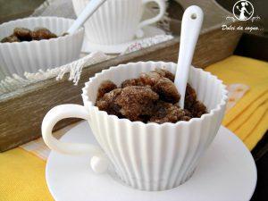 fresca granita al caffè