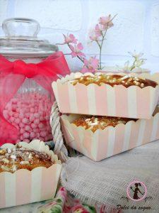 mini plumcake di ricotta