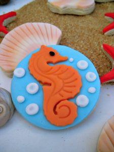biscotto decorato cavalluccio marino2