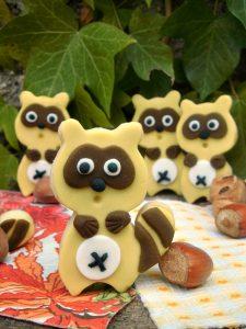 biscotti decorati orsetto lavatore
