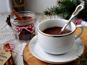 cioccolata calda alla cannella
