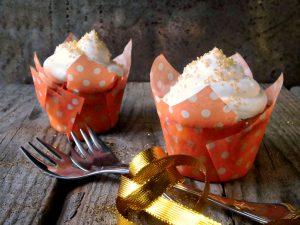 cupcakes alla vaniglia e panna
