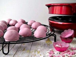 decorare le cake balls