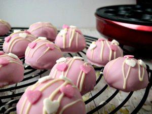 cake balls per san valentino