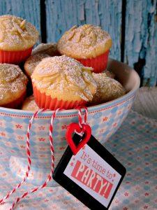 Mini muffin alle mandorle