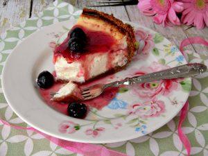 The original N.Y. Cheesecake