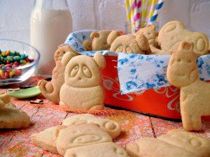 biscotti a forma di animaletti