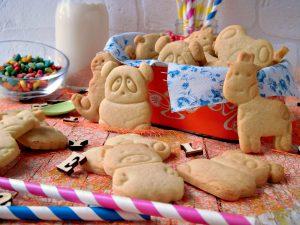 biscotti a forma di animaletto