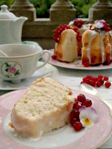 Mini angel cake o torta di albumi