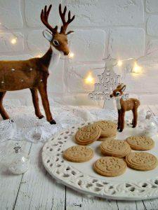 Biscotti di Natale con farina di farro