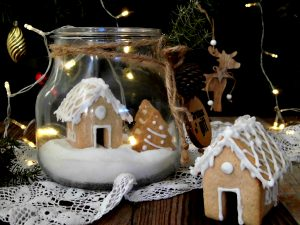 Centrotavola natalizio homemade,jpg