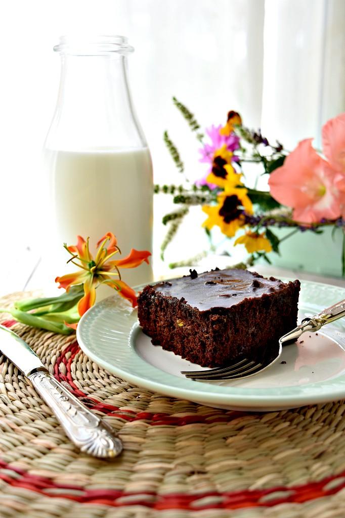 Brownies di zucchine, una vera delizia
