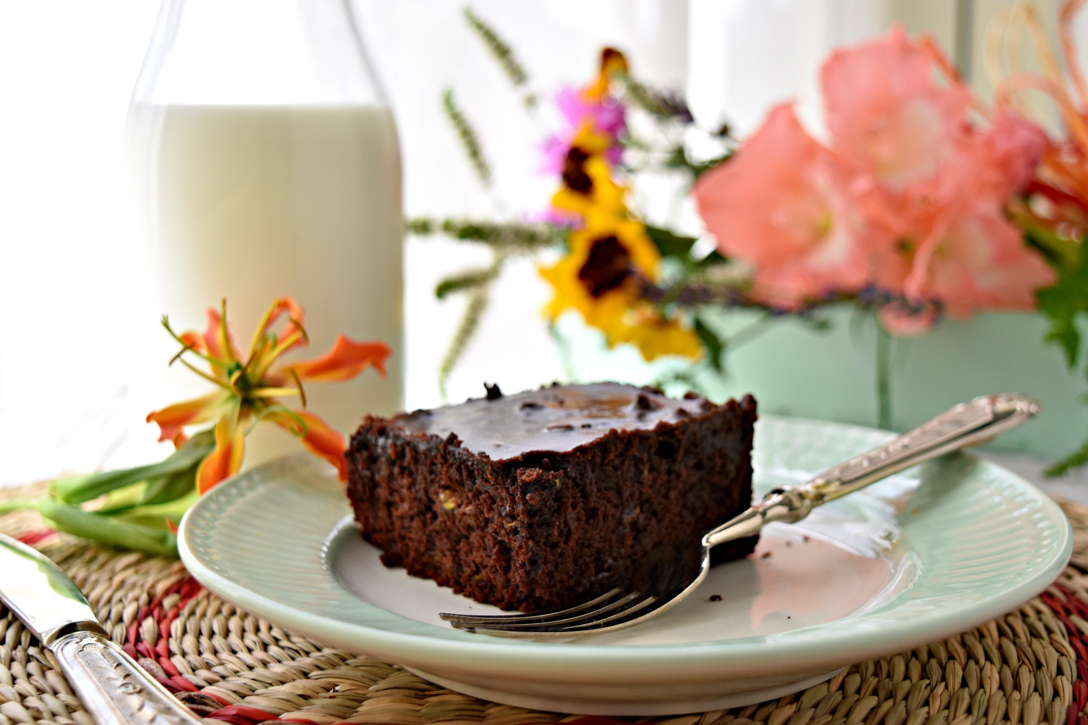 Brownies di zucchine, una vera delizia!