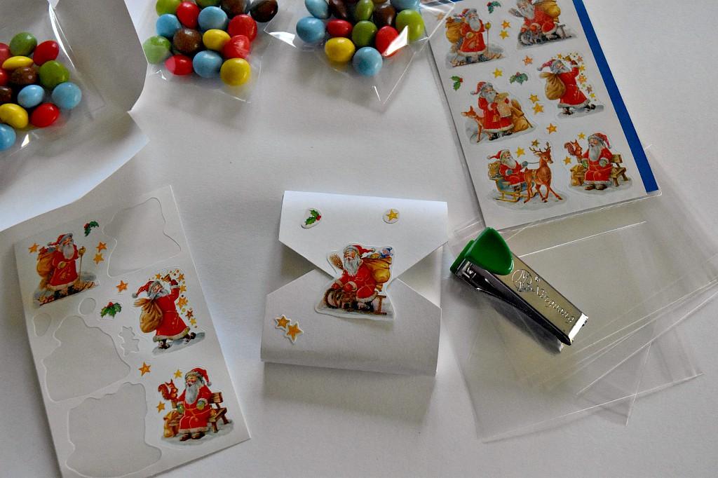 scatoline per caramelle homemade