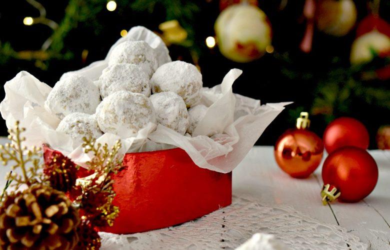 Snowball Christmas Cookies