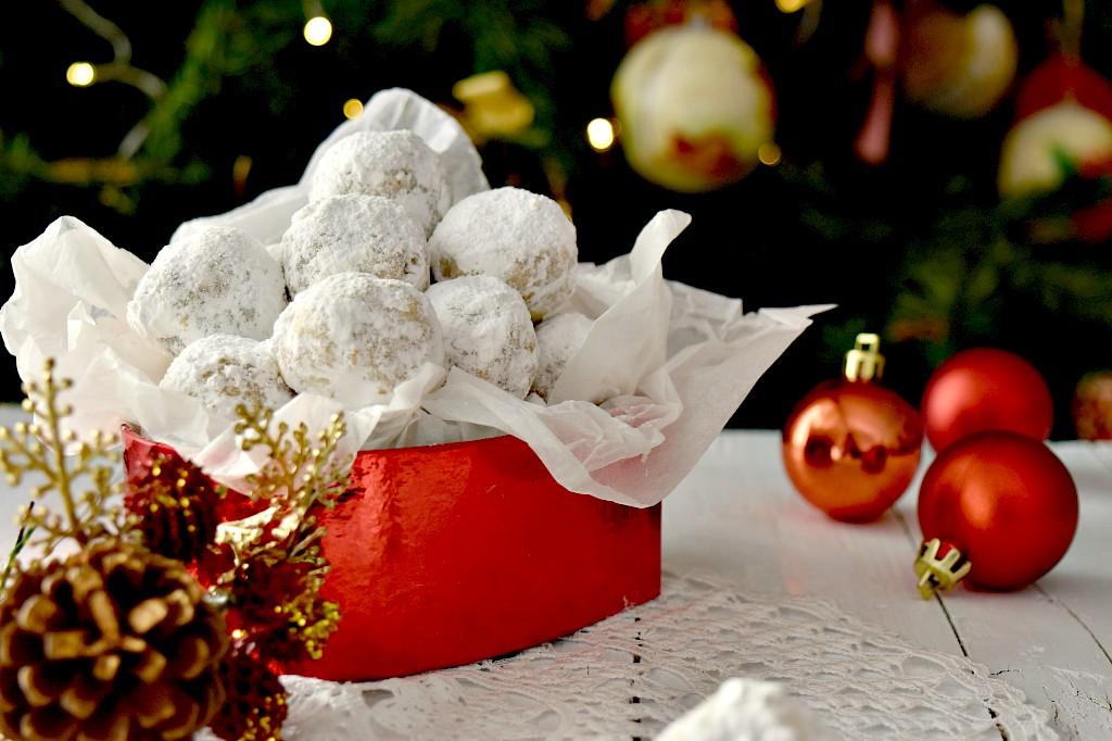 Snowball Christmas Cookies, semplicemente deliziosi!