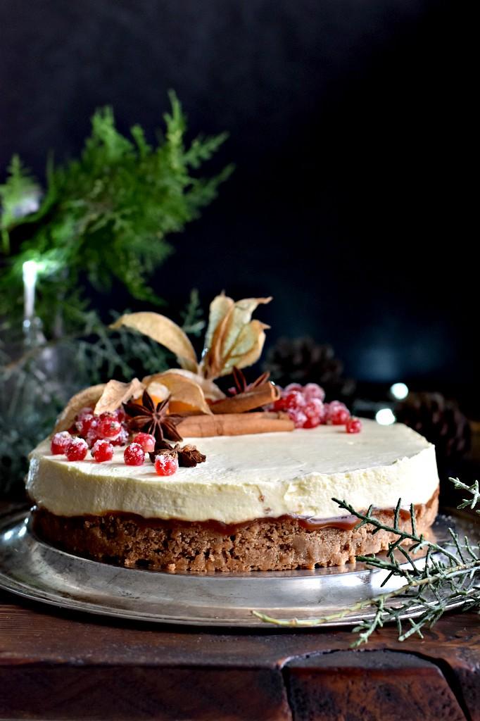 dolce di Natale senza cottura