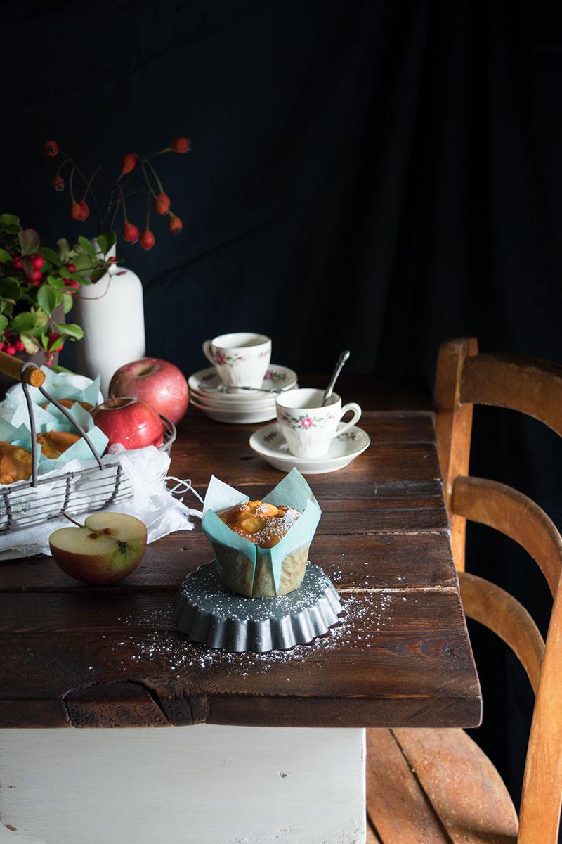 Tortine di mele gluten free