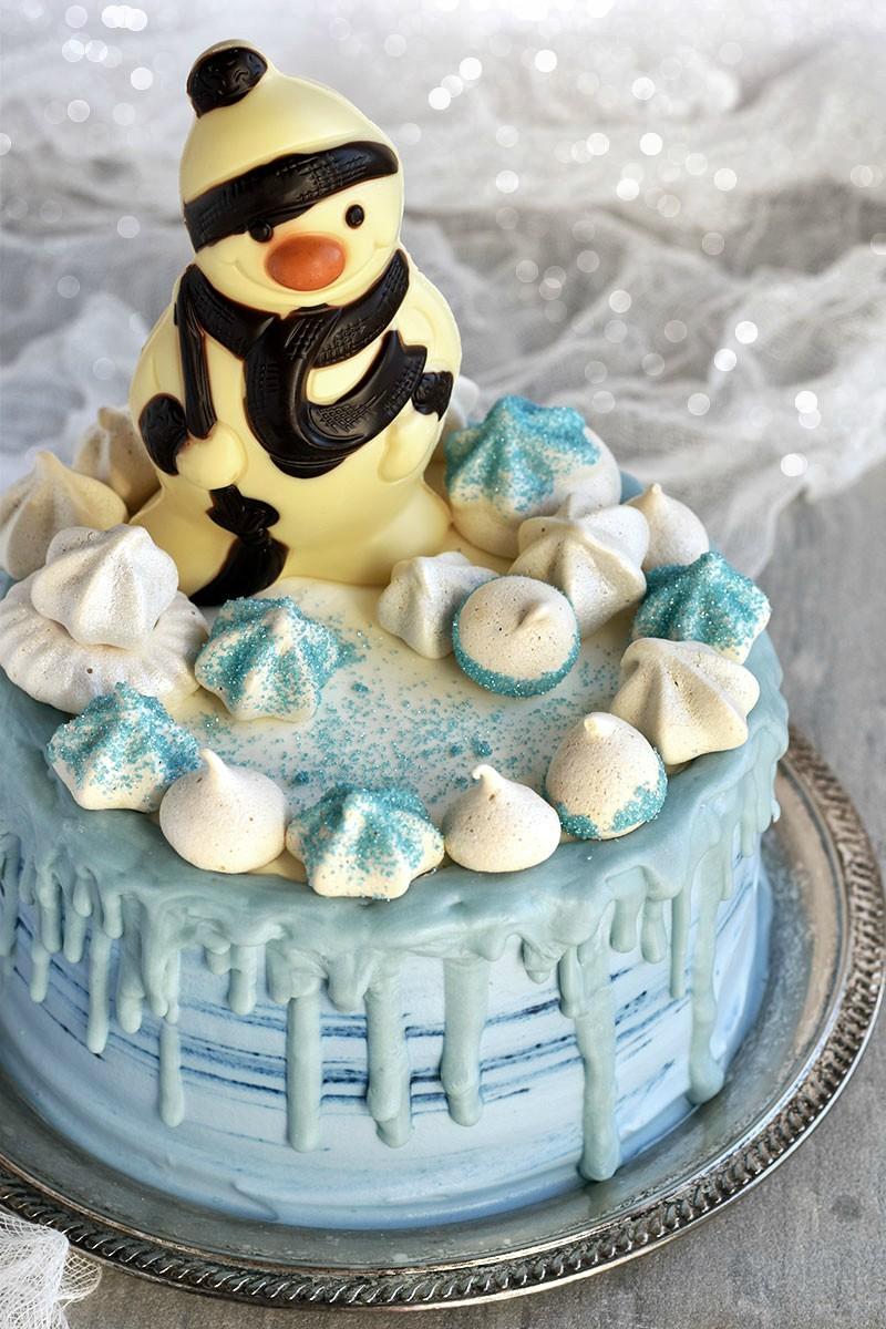 winteland winter cake