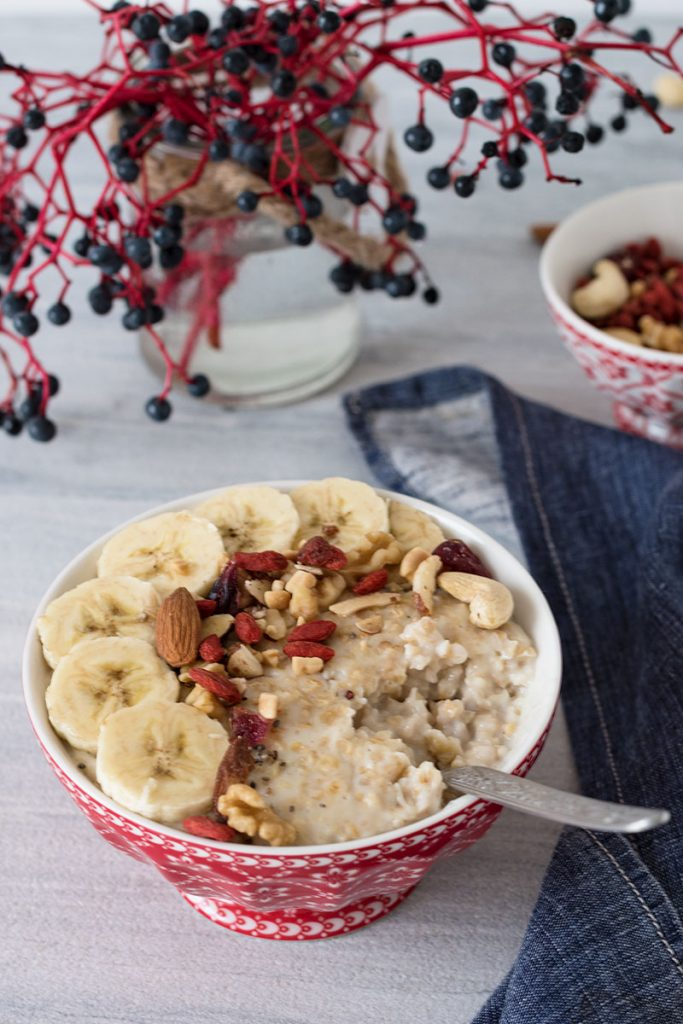 Porridge di avena tazza GreenGate