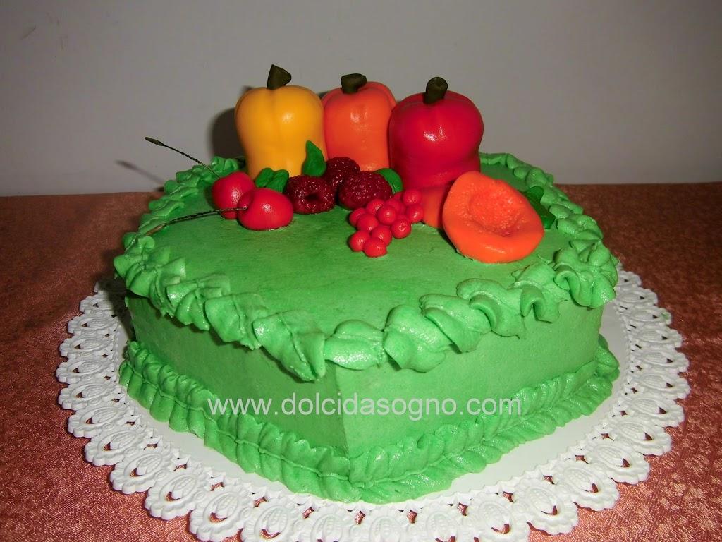 Frutta in pasta di zucchero…