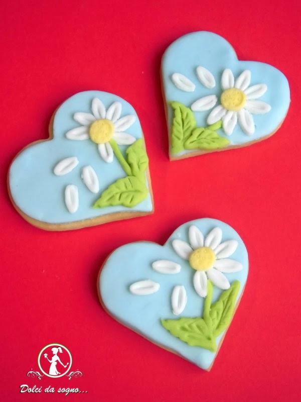 Biscotti per S. Valentino