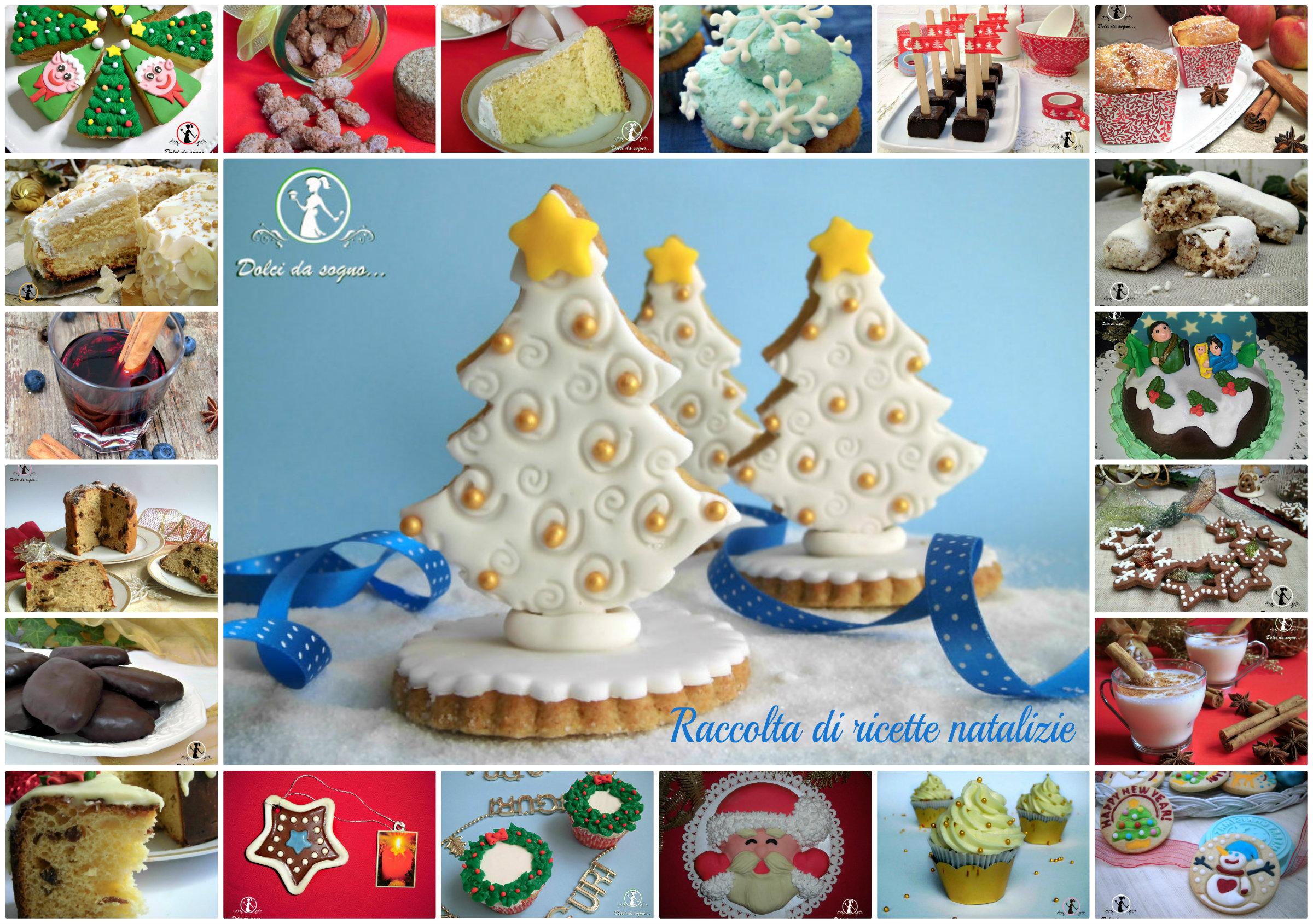 Raccolta di ricette natalizie