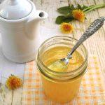 gelatina di fiori di tarassaco