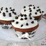 Nesquik cupcake con gocce di cioccolato