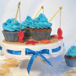 cupcake con pesciolino