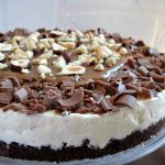 cheesecake al caraello mou