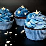Cupcake cielo stellato
