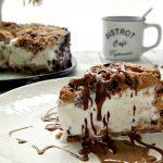 Cookies torta gelato senza cottura