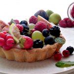 Crostatine con mascarpone e frutta fresca