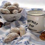 Biscotti semplici alle noci