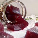 Caramelle gelée al succo di uva