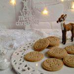 Una piccola renna per i biscotti di Natale