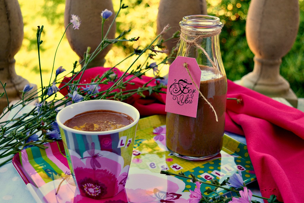 Smoothie con banana cacao e caffè, super energetico!