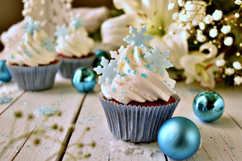 Cupcake alla cannella, aspettando il Natale
