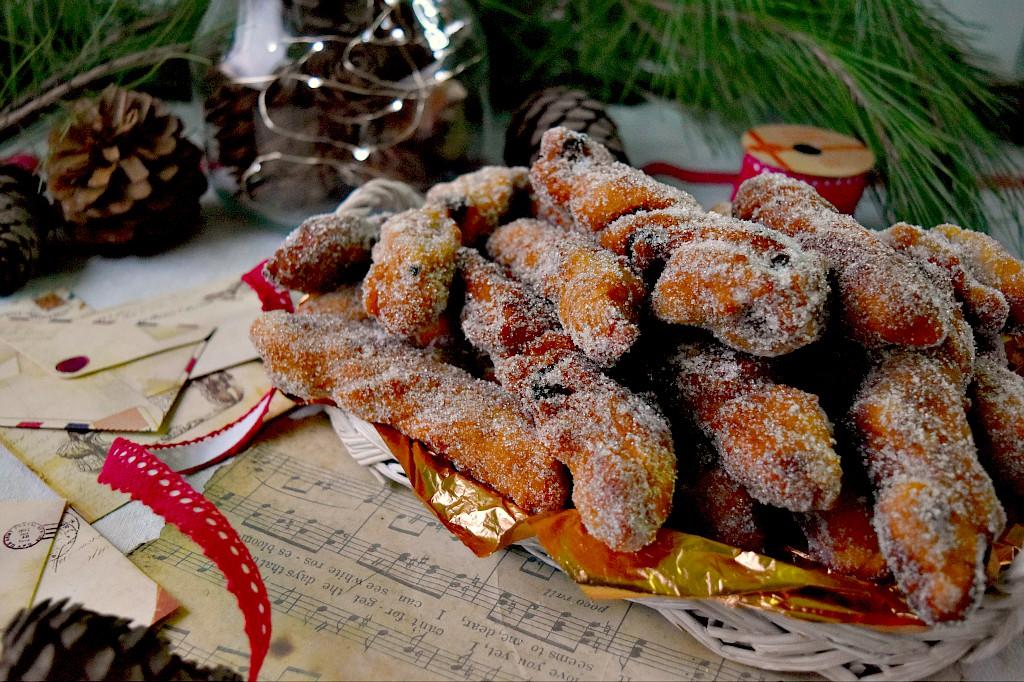 Torcinelli o turcinill abruzzesi, i dolci della tradizione