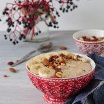 Porridge di avena, per una colazione sana