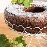 Ciambella al succo d'uva