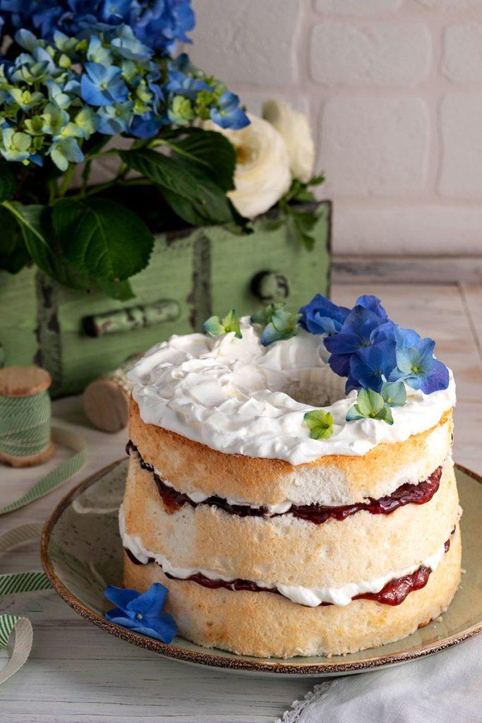 Angel cake gluten free